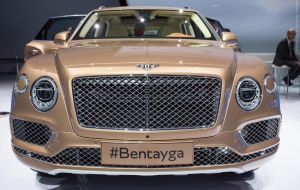 Bentley Bentayga 2016 HD