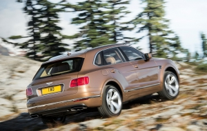 Bentley Bentayga 2016 High Definition Wallpapers