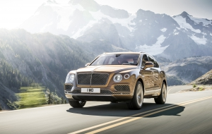 Bentley Bentayga 2016 High Quality Wallpapers