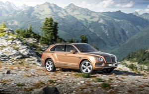 Bentley Bentayga 2016 Photos