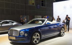 Bentley Grand Convertible Wallpapers HD