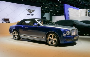 Bentley Grand Convertible HD Desktop