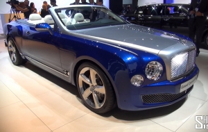 Bentley Grand Convertible Wallpapers and Backgrounds