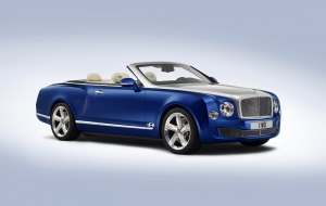 Pictures of Bentley Grand Convertible