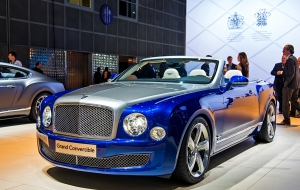 Bentley Grand Convertible Pictures