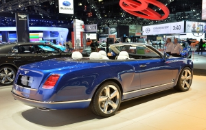 Bentley Grand Convertible Photos