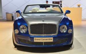 Bentley Grand Convertible Images