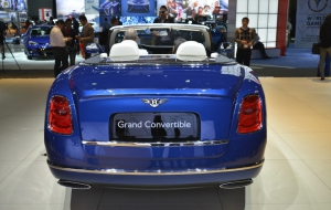 Bentley Grand Convertible Widescreen