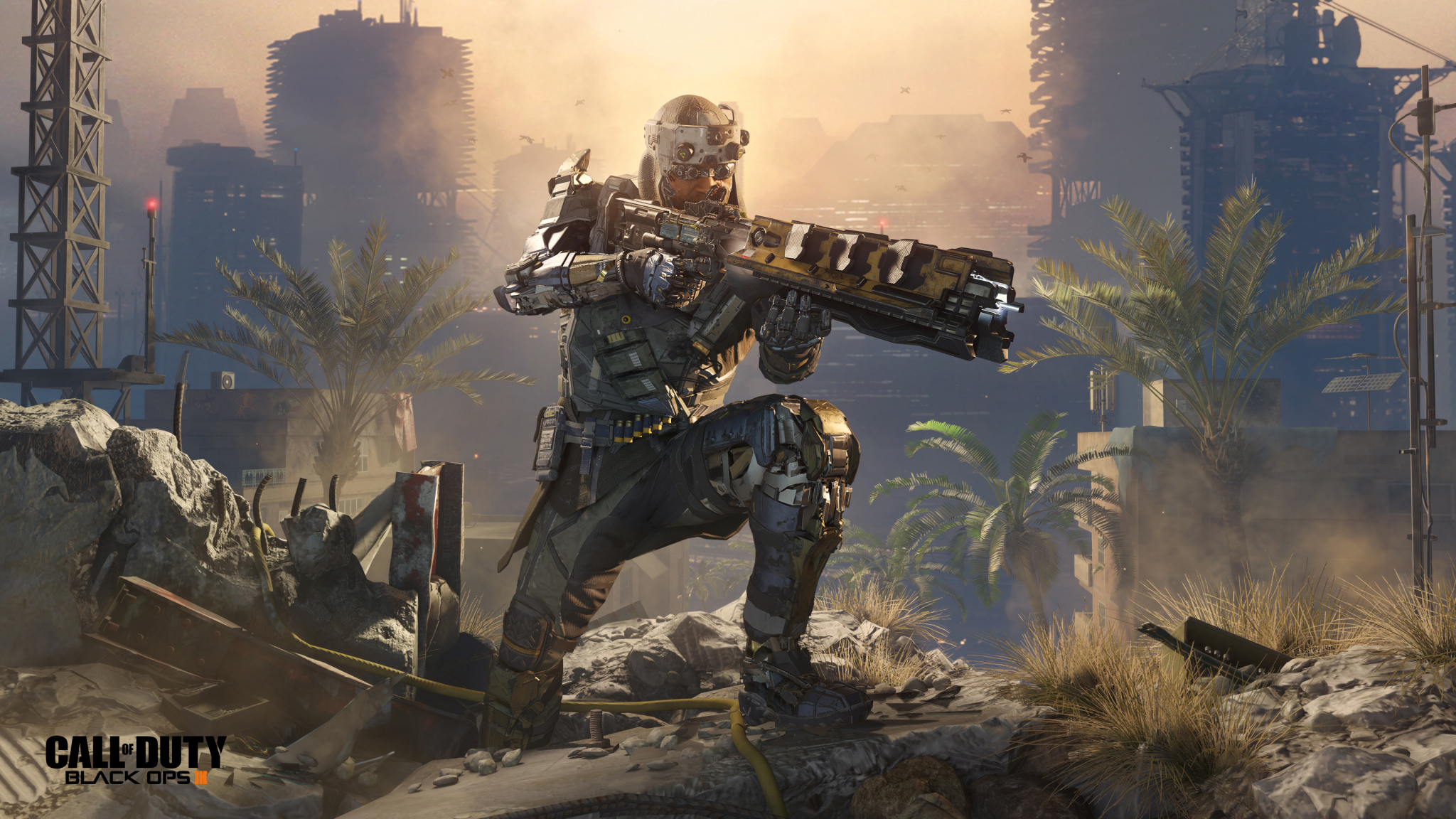 Call of Duty: <b>Black Ops III</b> Review - Giant Bomb