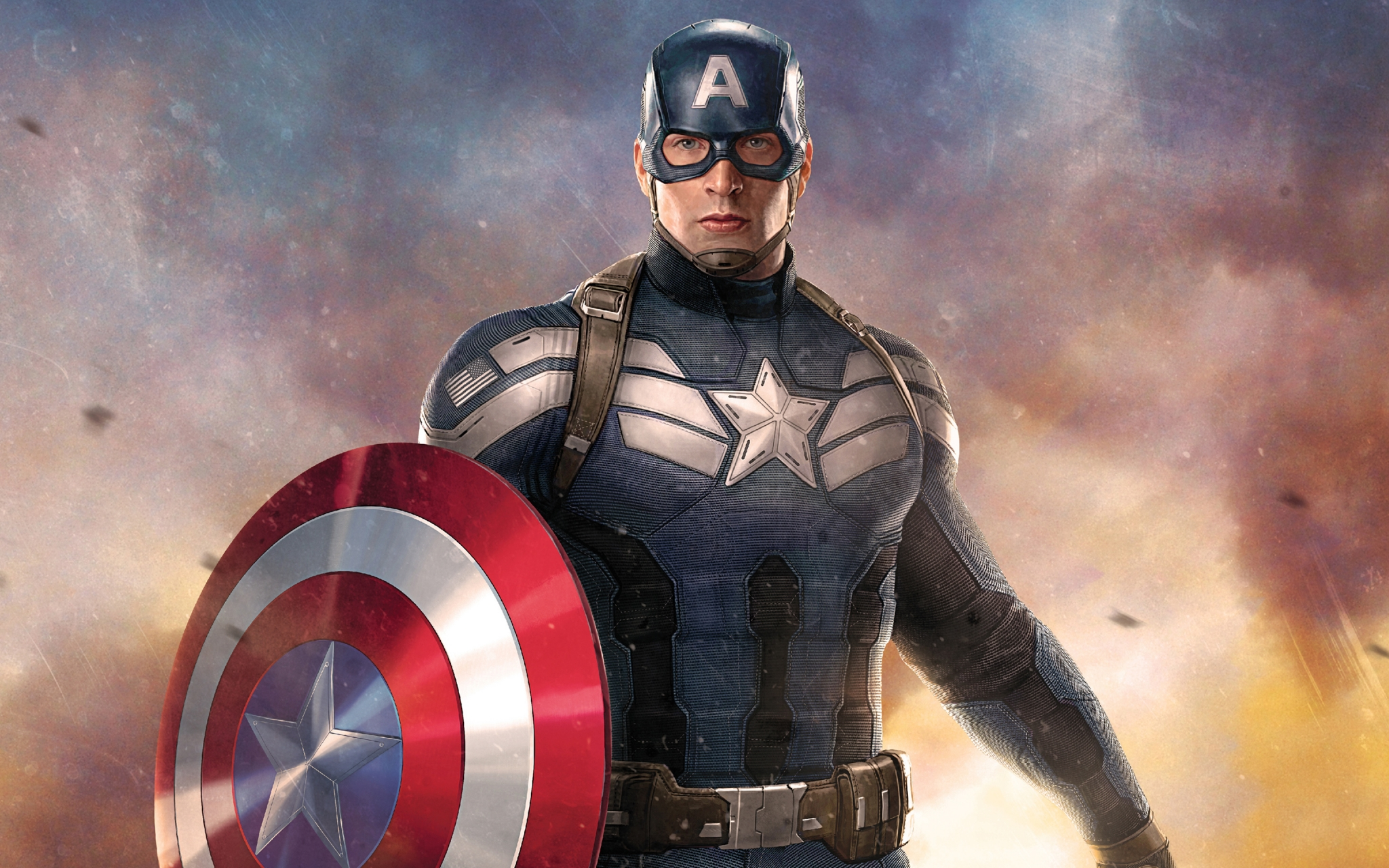 Hd wallpaper captain america - Captain America Pics