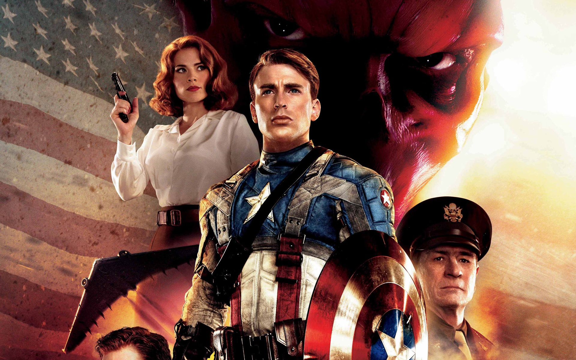 Captain america hd wallpapers free download - Captain america screensaver download ...