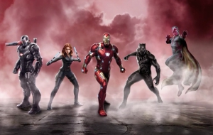 Captain America: Civil War High Quality Wallpapers