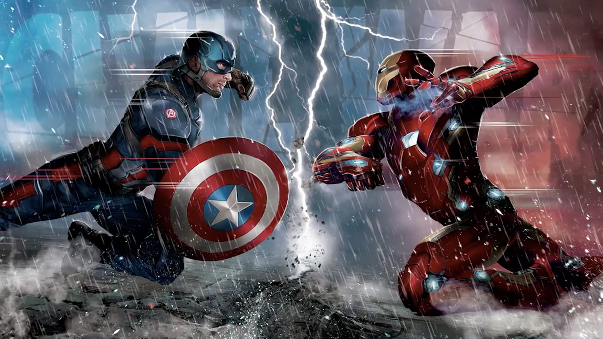 Captain America: Civil War wallpapers High Resolution and