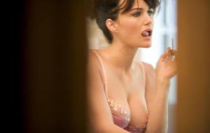 Carla Gugino Sexy Wallpapers