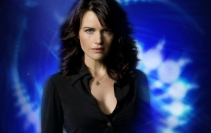Carla Gugino Wallpaper for Computer