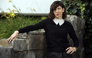 Carrie Brownstein Background