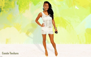 Cassie Ventura Free HD Wallpaper