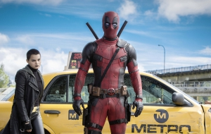 Deadpool movie Pictures