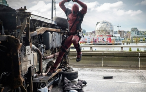Deadpool movie Images
