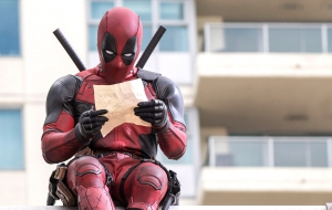 Deadpool movie Widescreen