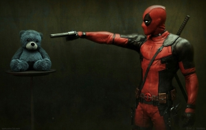 Deadpool movie Background