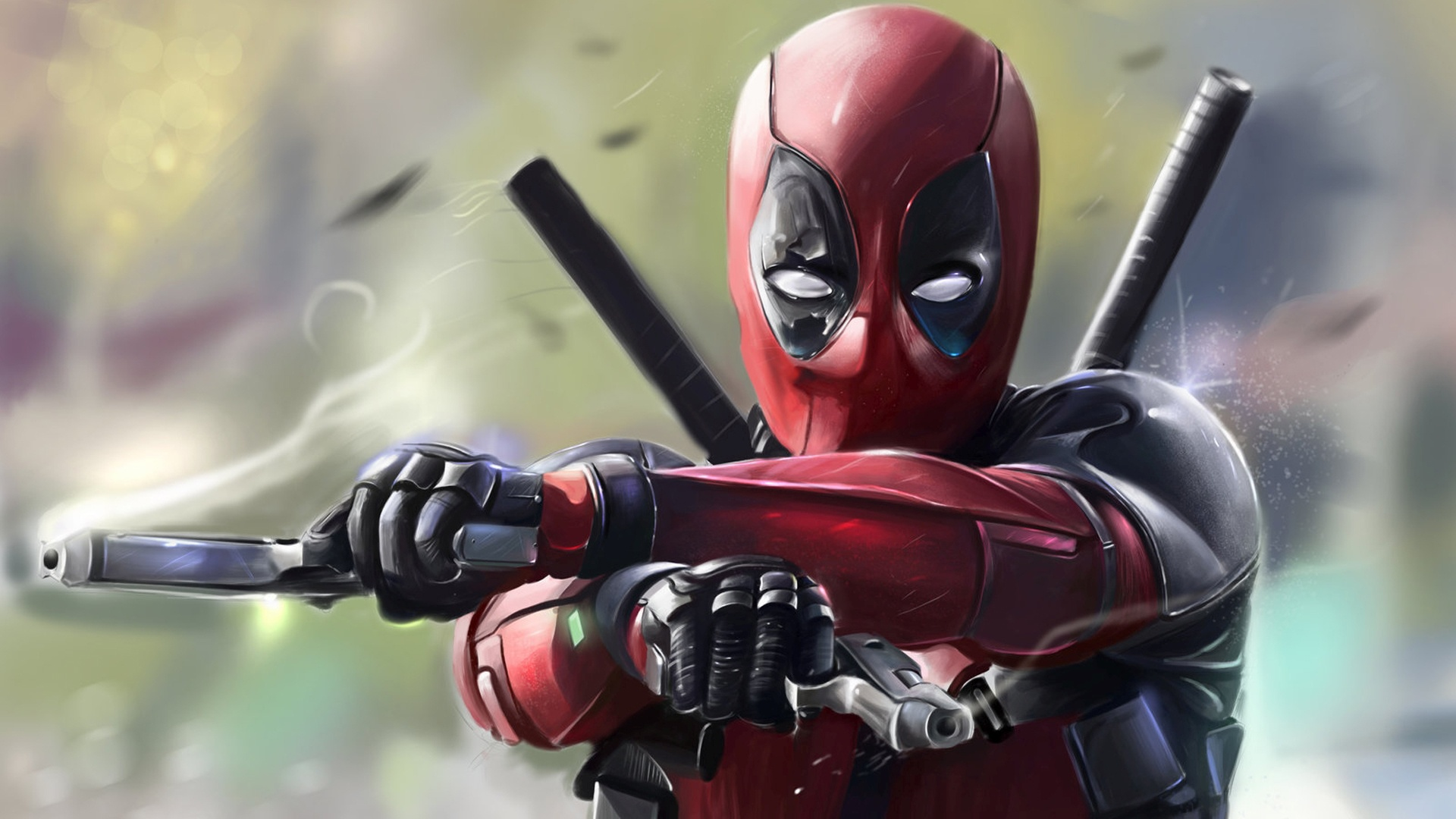Deadpool Movie HD Desktop
