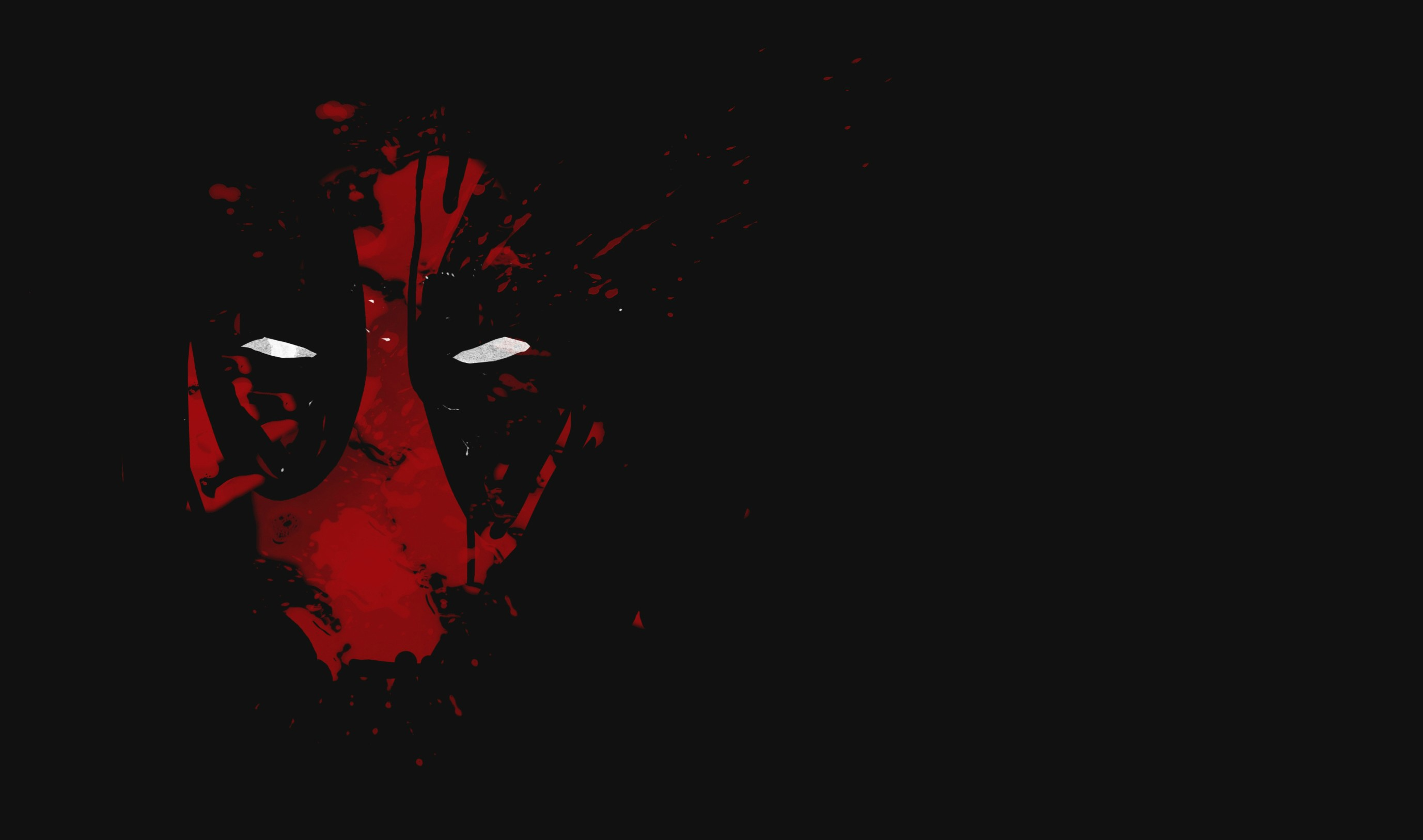 gallery for deadpool logo wallpaper hd