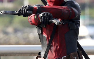 Deadpool movie iphone HD Wallpaper