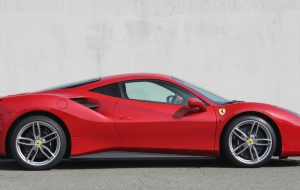 Ferrari 488 GTB full HD
