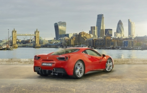 Ferrari 488 GTB Wallpaper for Laptop