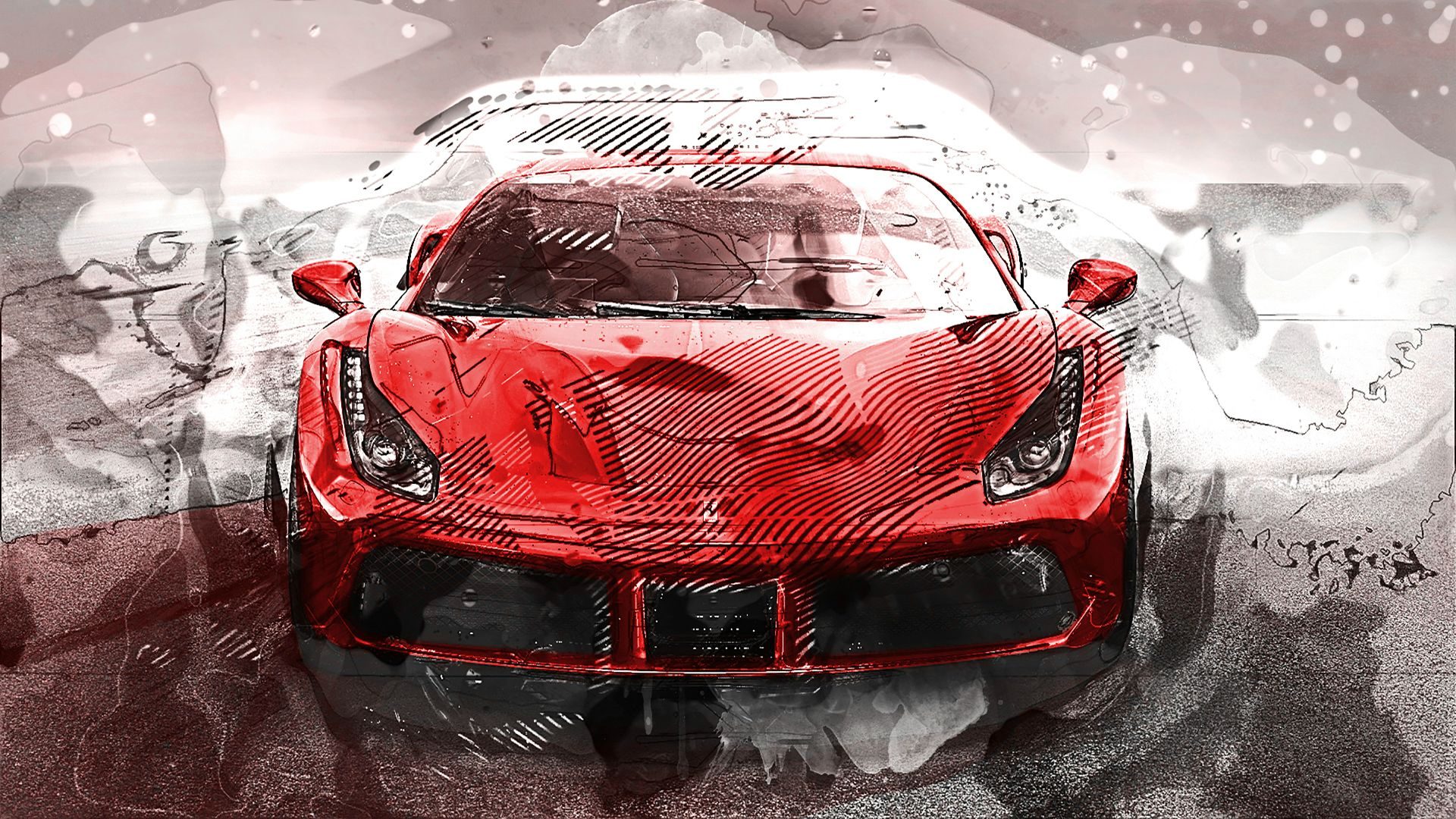 ferrari 488 gtb pictures - Ferrari 488 Iphone Wallpaper