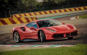 Ferrari 488 GTB Widescreen