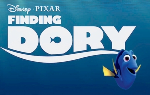 Finding Dory HD Background