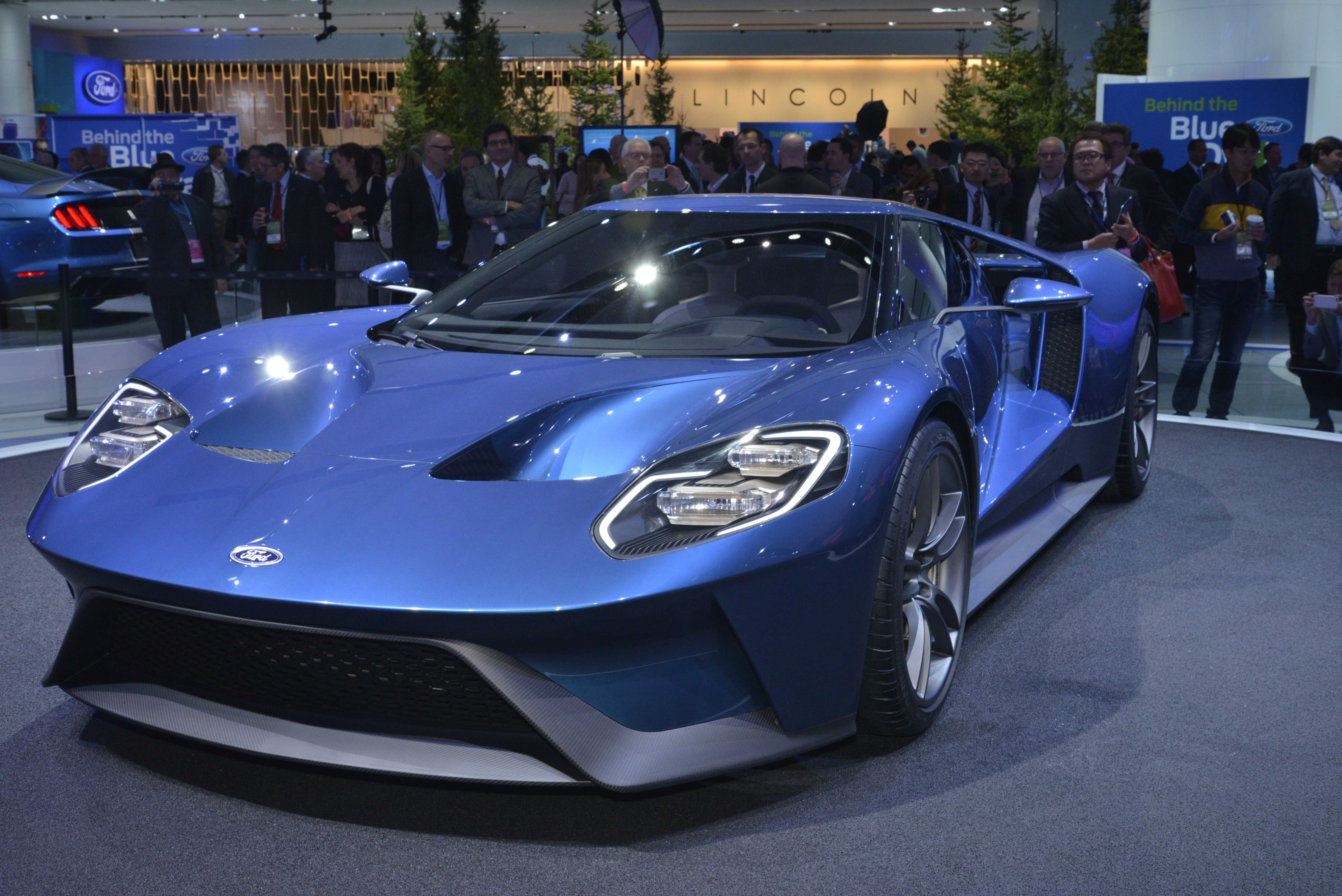 Ford Gt  Hd Background