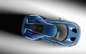 Ford GT 2016 4K