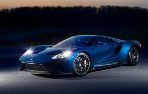 Ford GT 2016 New Wallpapers