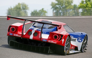 Ford GT 2016 Free Wallpaper for Computer