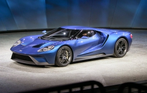 Pictures of Ford GT 2016