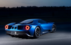 Ford GT 2016 Pictures
