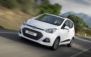 Hyundai i10 Wallpapers