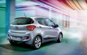 Hyundai i10 HD Wallpaper
