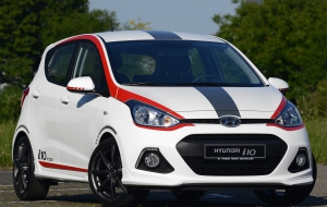 Hyundai i10 Widescreen