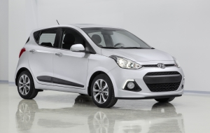 Hyundai i10 High Definition Wallpapers