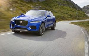 Jaguar F-Pace 2016 HD