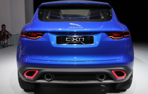 Jaguar F-Pace 2016 full HD