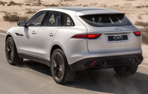 Jaguar F-Pace 2016 High Definition Wallpapers
