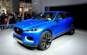 Jaguar F-Pace 2016 Computer Wallpaper