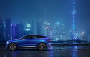 Jaguar F-Pace 2016 Wallpapers and Backgrounds