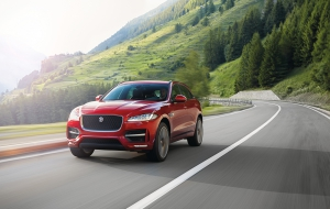 Jaguar F-Pace 2016 Desktop Wallpapers