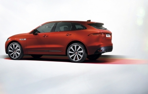 Jaguar F-Pace 2016 Desktop Pictures